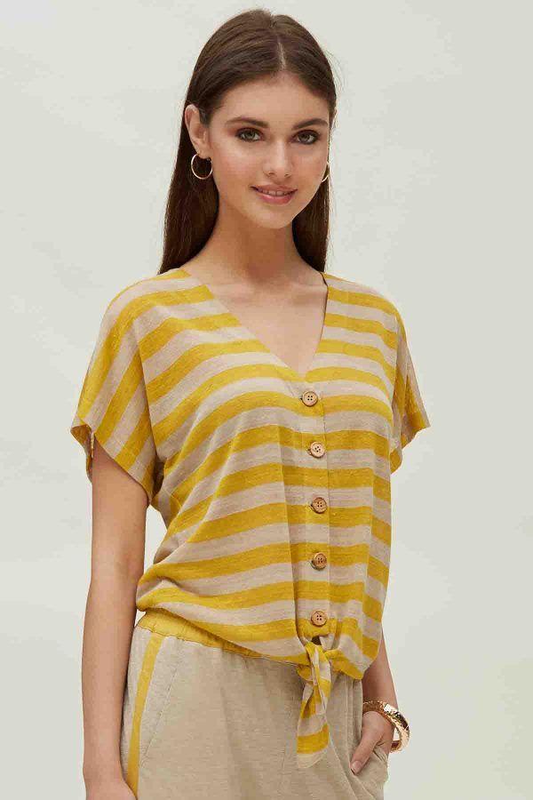 Camiseta-rayas-Oky-V08028POMBO-banes-moda-ramallosa-nigran