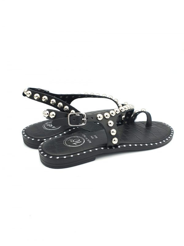 Sandalia-negra-Diciottopiu-7459-banes-moda-ramallosa-nigran-t