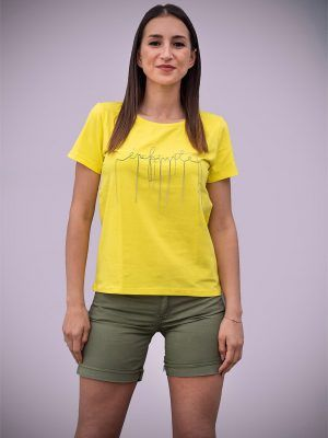camiseta-amarilla-algodon-infinite-cadenas-banes-moda-ramallosa-nigran-f