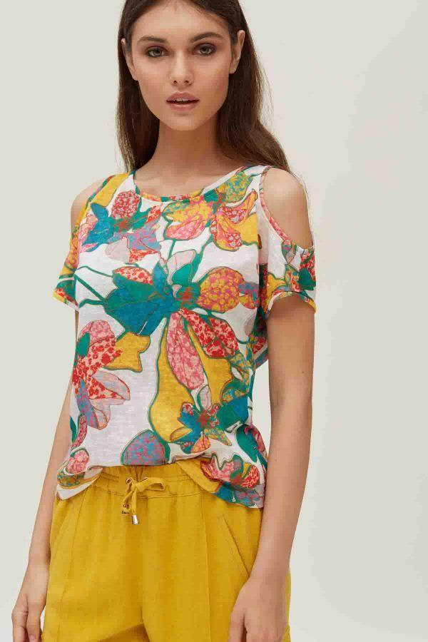 camiseta-flores-Oky-V08050VILEDA-banes-moda-ramallosa-nigran