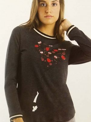 camiseta-flores-sidecar-i0beatriz-banes-moda-ramallosa-nigran