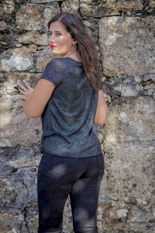 camiseta like a star naf naf i9lhnt30 banes moda ramallosa nigran t