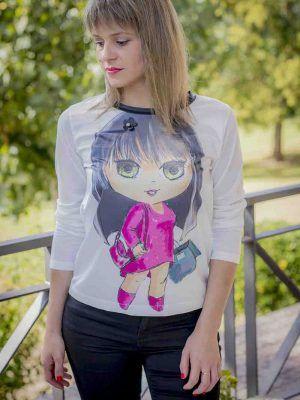camiseta sidecar i920w266 banes moda ramallosa nigran f