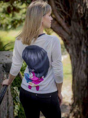 camiseta sidecar i920w266 banes moda ramallosa nigran t