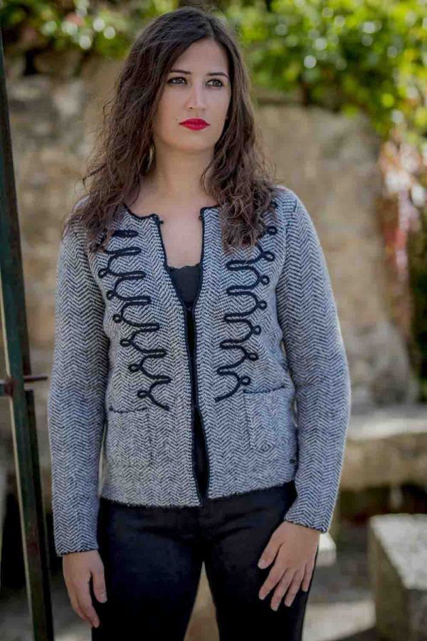 chaqueta i94829 banes moda ramallosa nigran f