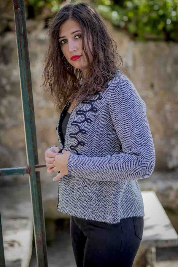chaqueta i94829 banes moda ramallosa nigran p