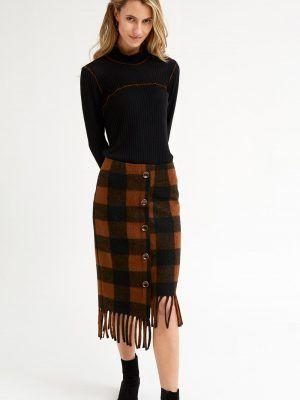 falda-de-cuadros-marron-oky-I18338ceyon-banes-moda-ramallosa-nigran-f1