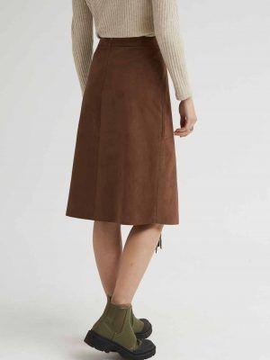 falda-de-flecos-marron-oky-I18337mirna-banes-moda-ramallosa-nigran-t