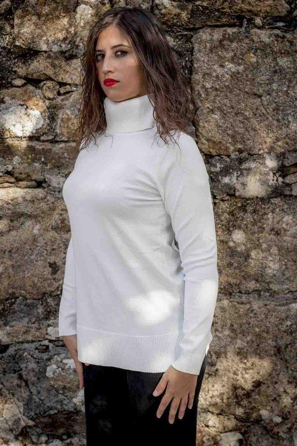 jersey blanco cisne mdm i975042278 banes moda ramallosa nigran f