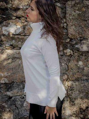 jersey blanco cisne mdm i975042278 banes moda ramallosa nigran p