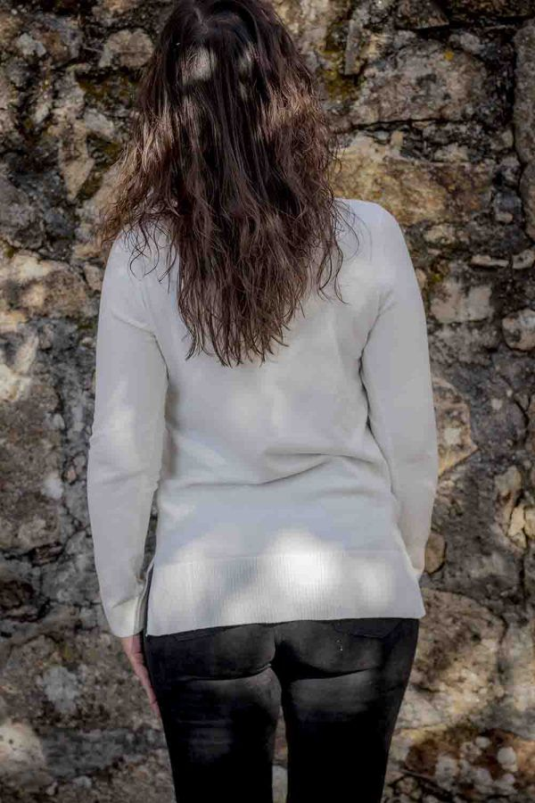 jersey blanco cisne mdm i975042278 banes moda ramallosa nigran t