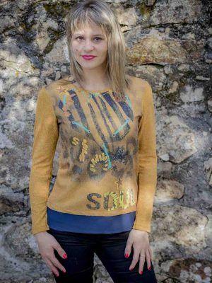 jersey mostaza sidecar i9ana119 banes moda ramallosa nigran f