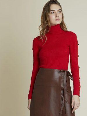 jersey-rojo-pacha-derhy-i1a140000r-banes-moda-ramallosa-nigran-f