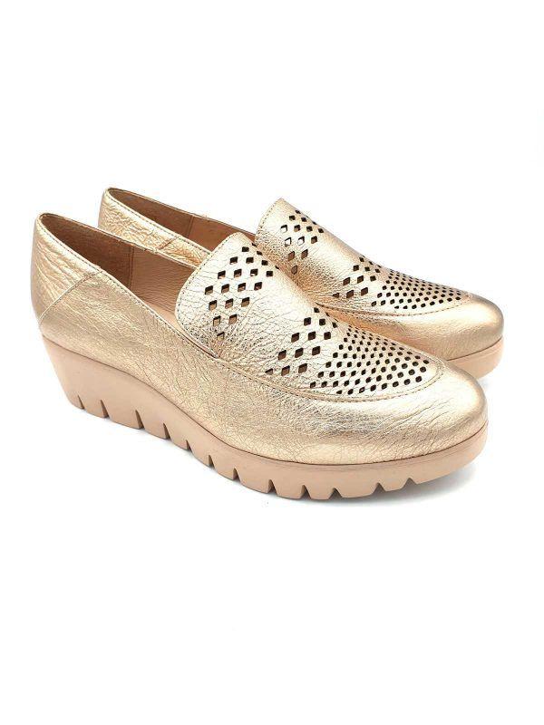 mocasin-cuna-metalizado-wonders-dorado-c333151-banes-moda-ramallosa-nigran-f