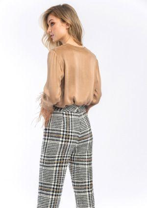 pantalon natural alba conde I1551311513 banes moda ramallosa nigran t