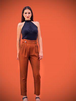 pantalon-tiro-alto-color-teja-banes-moda-ramallosa-nigran-f
