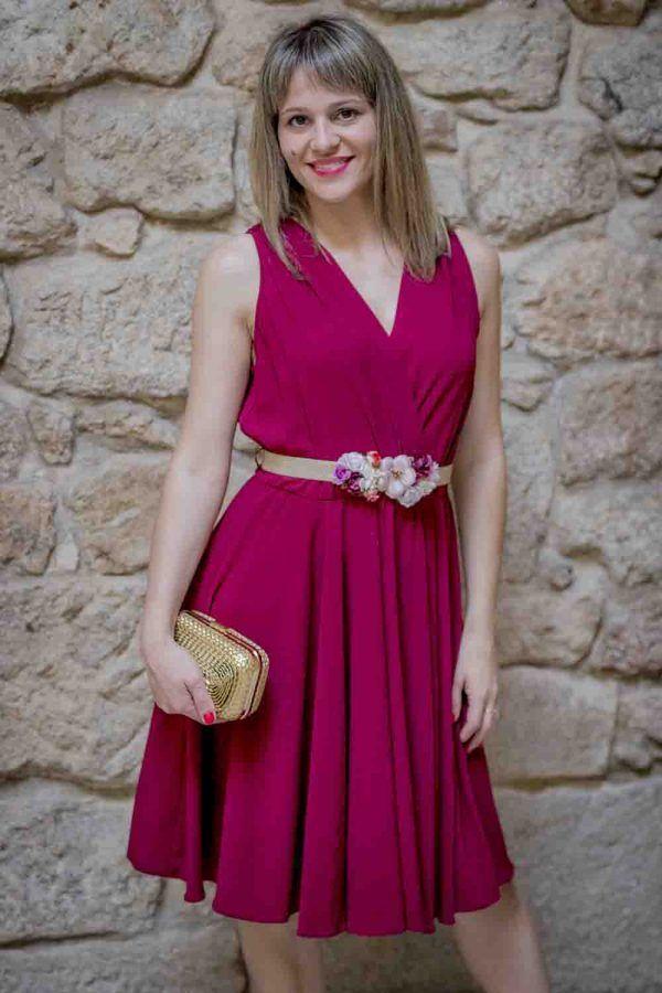 vestido corto coctel i9032862 banes moda ramallosa nigran f