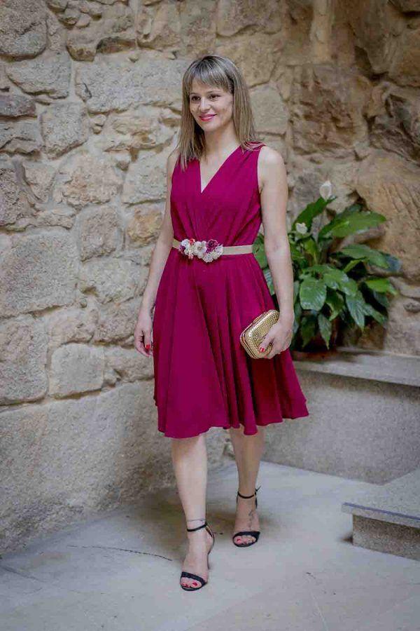 vestido corto coctel i9032862 banes moda ramallosa nigran f1
