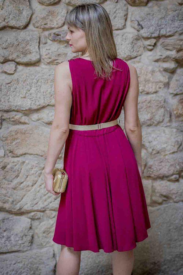 vestido corto coctel i9032862 banes moda ramallosa nigran t