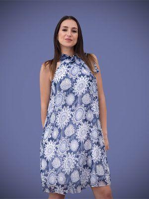 vestido-corto-estampado-azul-escote-halter--banes-moda-ramallosa-nigran-f