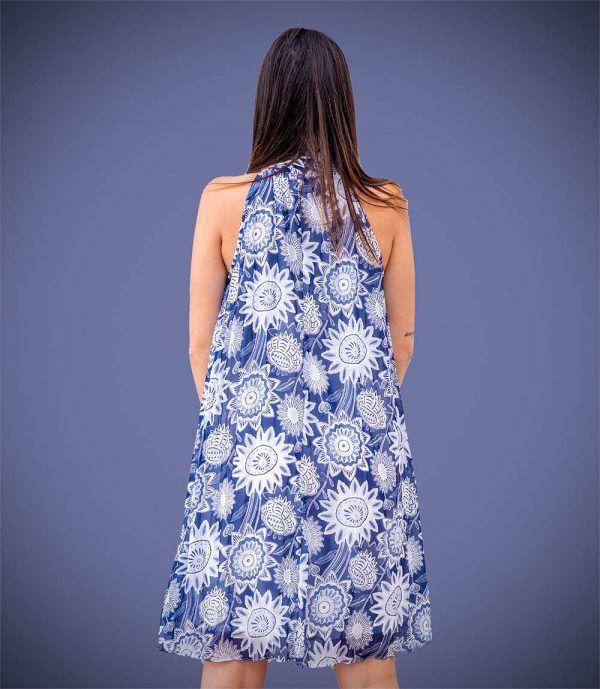 vestido-corto-estampado-azul-escote-halter--banes-moda-ramallosa-nigran-t