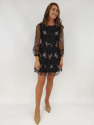 vestido-corto-tul-negro-i15796-banes-moda-ramallosa-nigran-d