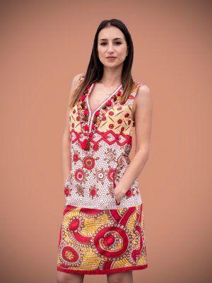 vestido-etnico-borlas-rojo-azul-banes-moda-ramallosa-nigran-p