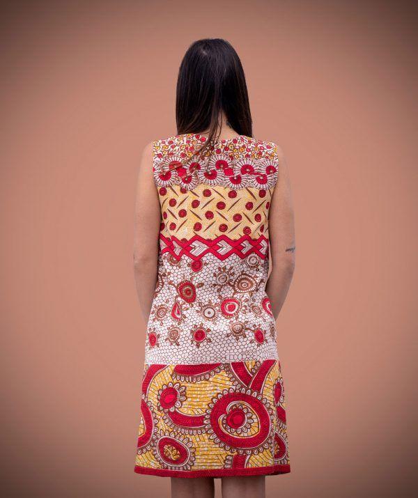 vestido-etnico-borlas-rojo-azul-banes-moda-ramallosa-nigran-t