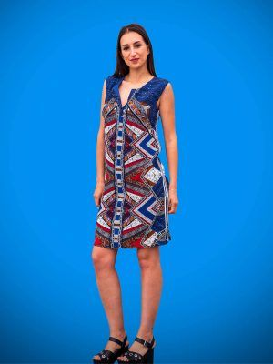 vestido-etnico-escote-v-azulconrojo-banes-moda-ramallosa-nigran-p