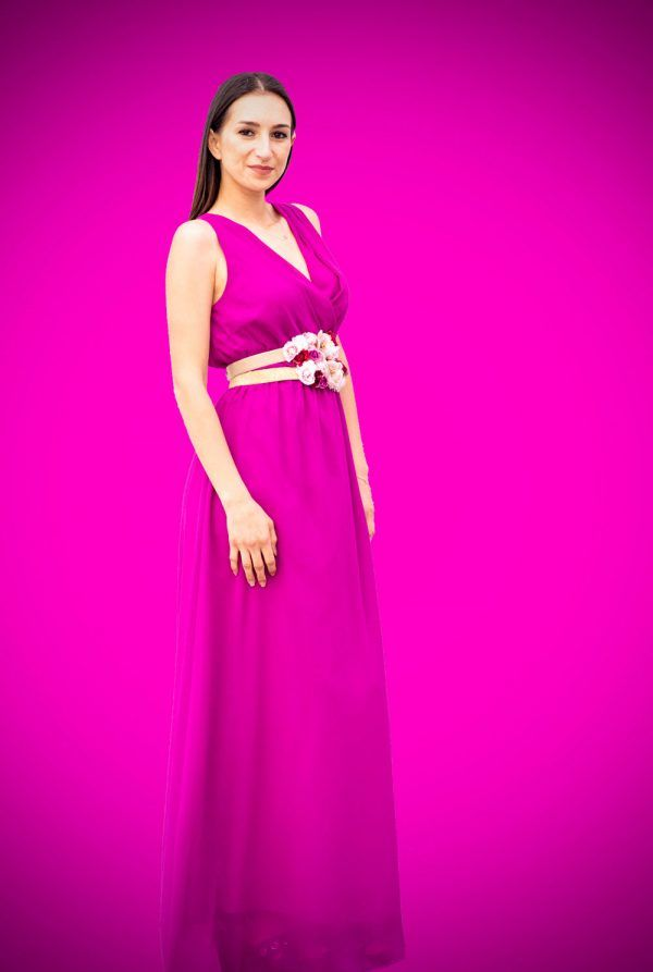 vestido-largo-color--cardenal-escote-cruzado-banes-moda-ramallosa-nigran-p