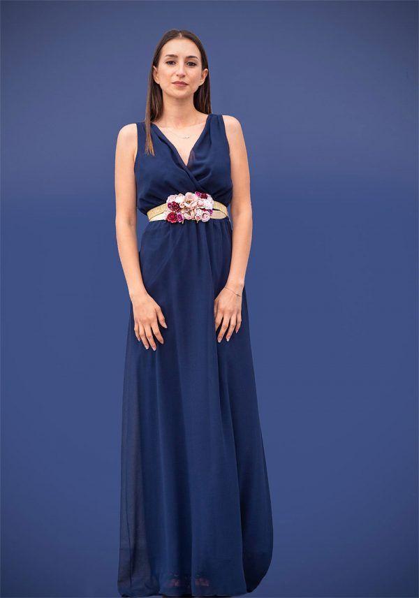 vestido-largo-azul-marino-escote-cruzado-banes-moda-ramallosa-nigran-f