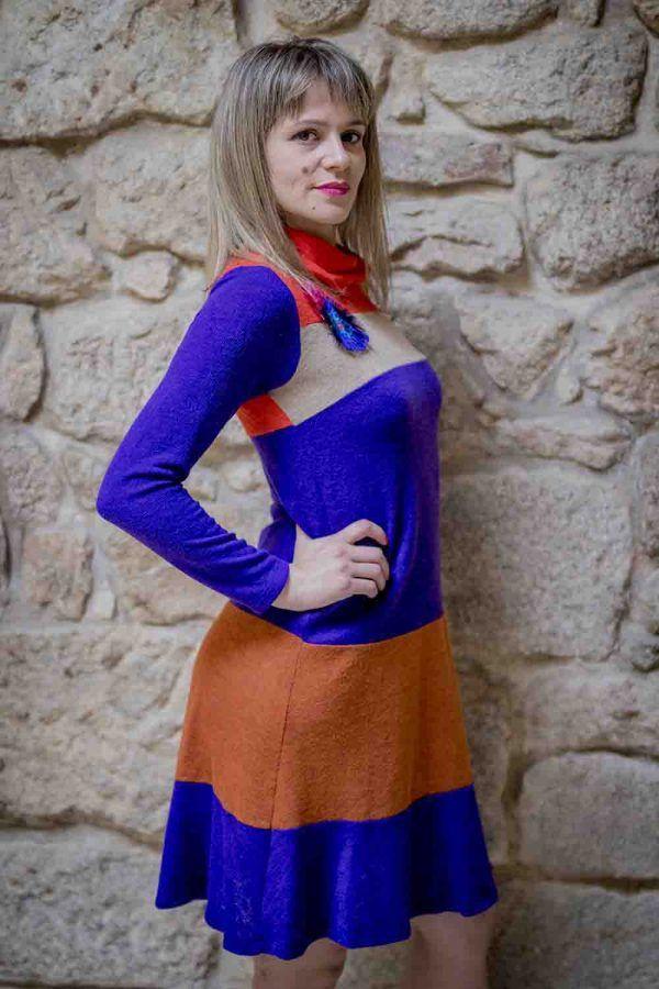 vestido poupee i929p912 banes moda ramallosa nigran p