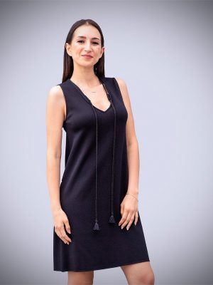 vestido-punto-negro-escote-pico-banes-moda-ramallosa-nigran-f
