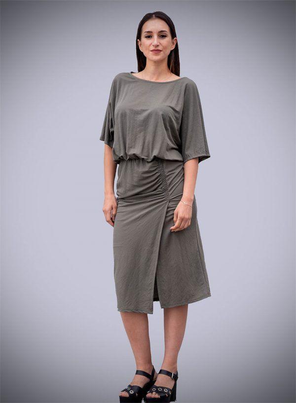 vestido-safari-falda-tubo-caqui-jeams-banes-moda-ramallosa-nigran-f