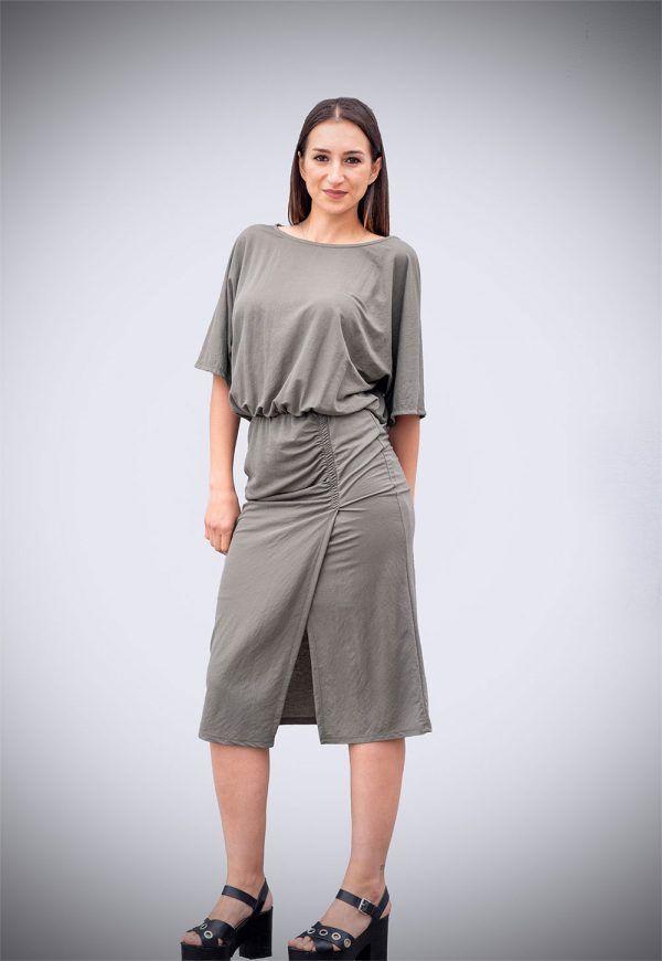 vestido-safari-falda-tubo-caqui-jeams-banes-moda-ramallosa-nigran-p